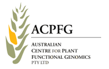 Australian Centre for Plant Functional Genomics